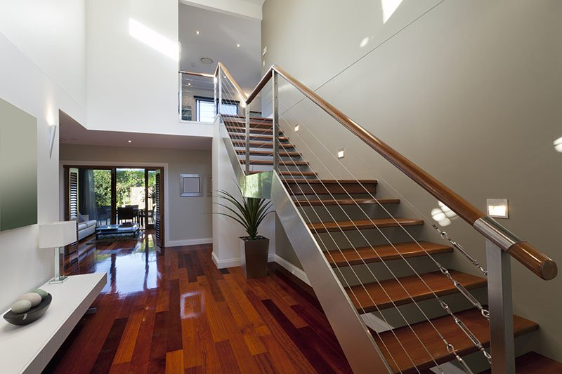 cable stair rails