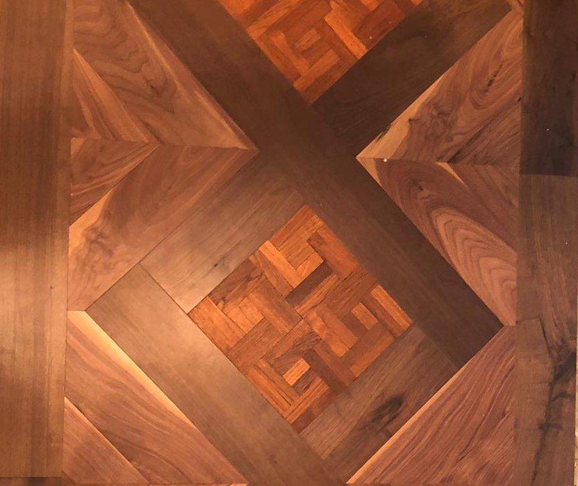custom wood patterns